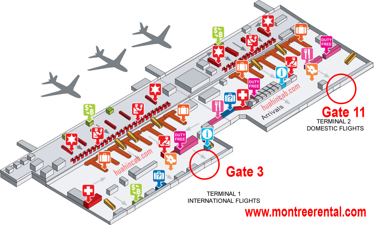 Montree Rental Don Mueang
