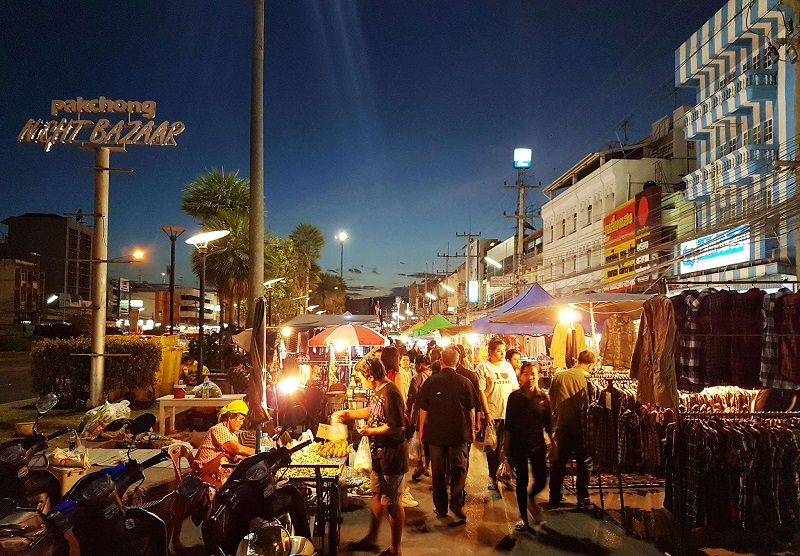Montree Rental - Khao Yai - Pak Chong Night Market